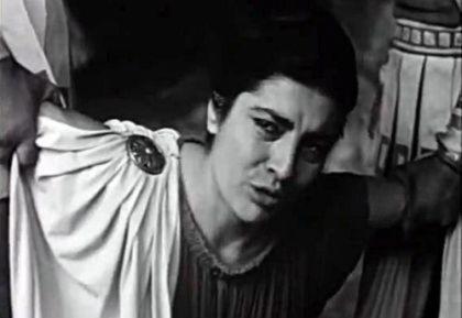 Антигона, дочь Эдипа, высочайший образ мировой литературы