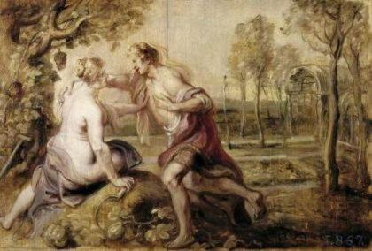 Вертумн (Вортумн)   бог перемены времен года и всяких перемен