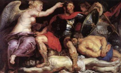 Виктория   римская богиня победы и олицетворение победы