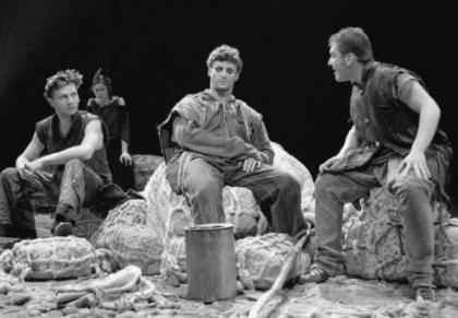 Гемон   царевич, выступивший против наказания своей невесты Антигоны