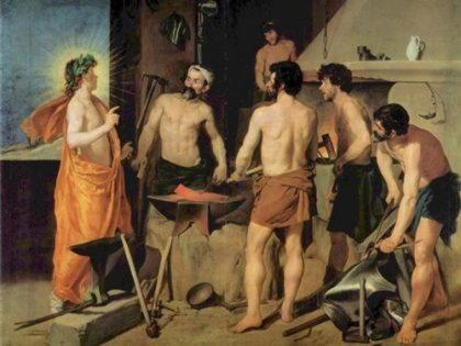 Гефест (Ифест)   бог огня и кузнечного дела