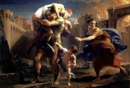 Дарес (Дарет), троянский жрец и автор «Истории падения Трои»
