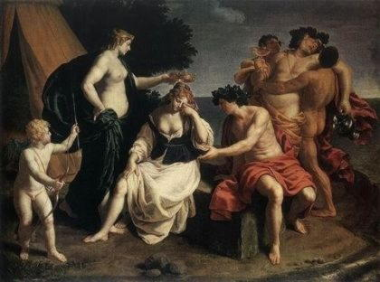 Дионис, Вакх, Бахус. Бог вина, виноделия и виноградарства