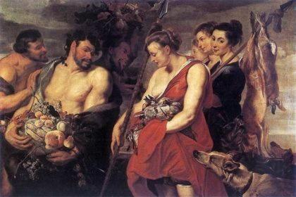 Дриопа, имя нимф и других персонажей мифологии