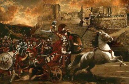 Елен (Элен, Гелен), троянский прорицатель и воин, сын Приама