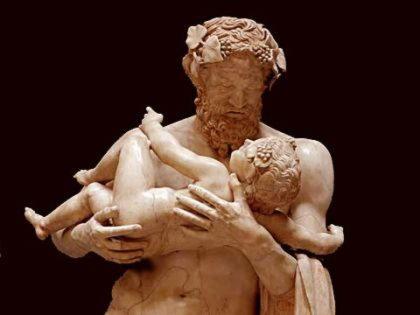 Загреб, древний бог природы, двойник Диониса