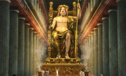 Зевс (Дий), верховный бог древних греков