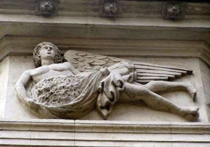 Зефир, бог западного ветра и самый мягкий ветер