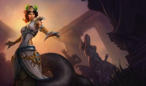 Кассиопея (Кассиопа), царица Эфиопии, мать Андромеды