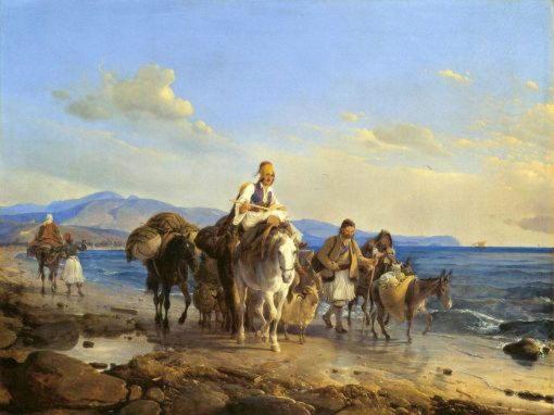 Ифис (Ифида), дочь земледельца, воспитанная как мальчик в тайне от отца