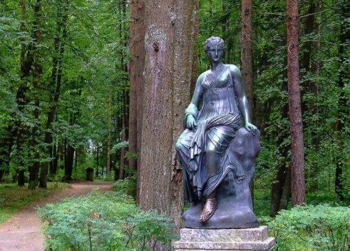 Каллиопа, муза эпической поэзии, мать Орфея