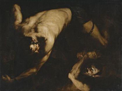 Иксион, царь лапифов, прародитель кентавров