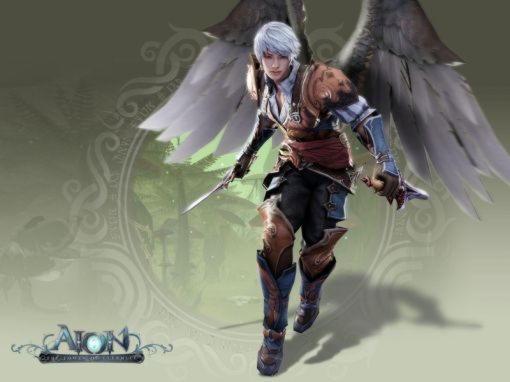 крылатый воин