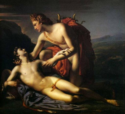 Apollon-et-Cyparisse