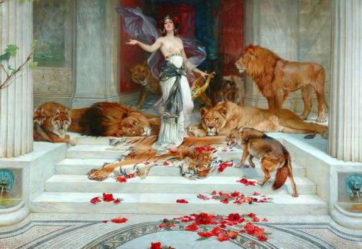 Кирка, Цирцея, волшебница с острова Эя, принимавшая аргонавтов и Одиссея