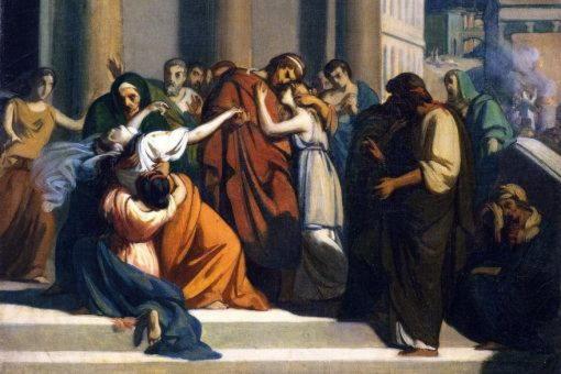 Лай (Лаий), фиванский царь, муж Иокасты и отец Эдипа