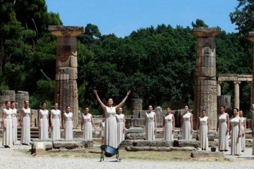 греческие жрицы
