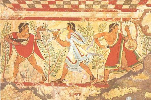 гробница этруссков