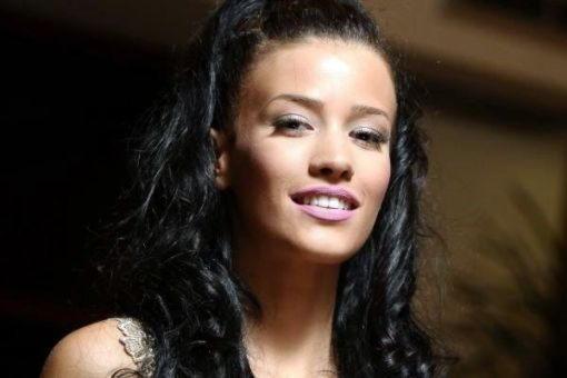 Miss World Greece 2013 Athina Pikraki