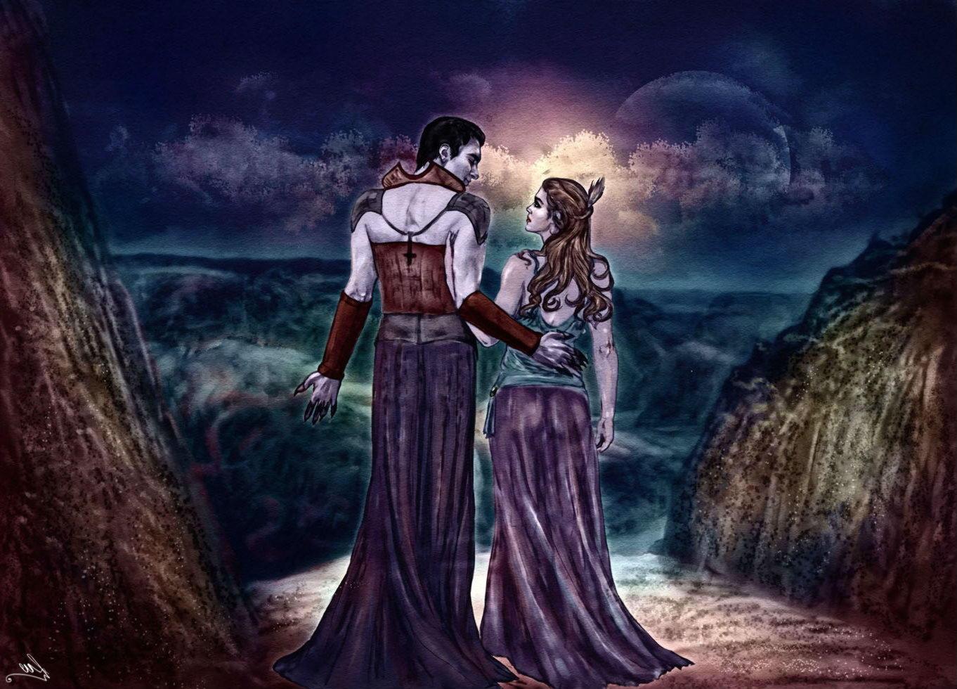 Аид и Персифона