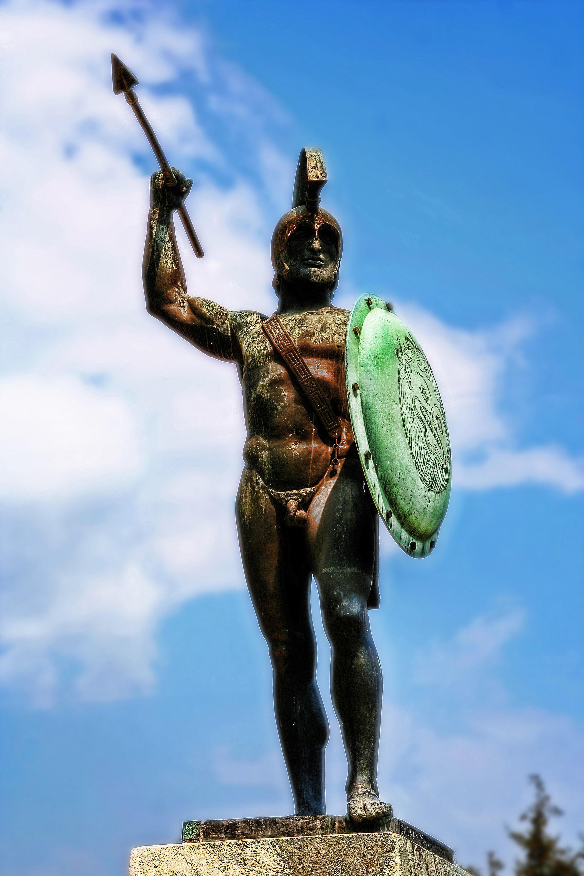 царь спарты