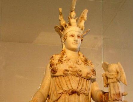 Паллада, греч. — одно из имен (эпиклес) богини Афины.