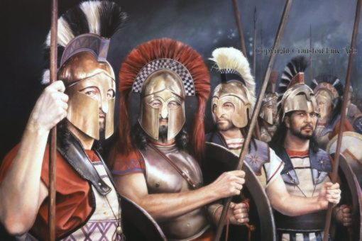 афинское войско