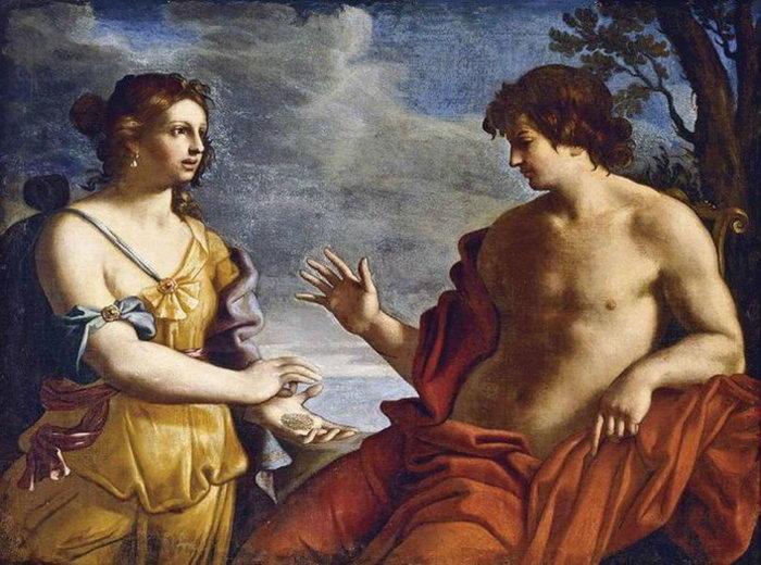 Сибилла (Сивилла) — пророчица Аполлона или вообще пророчица