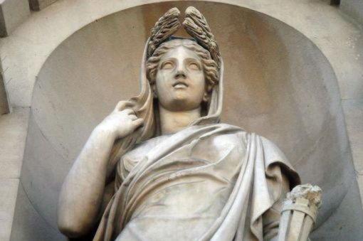 Cerere by Democrito Gandolfi at Porta Venezia (Milan)