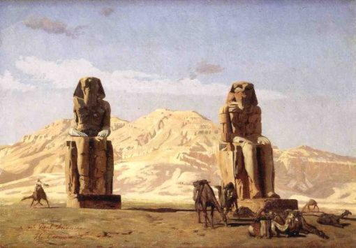 colossi-of-memnon-gerome