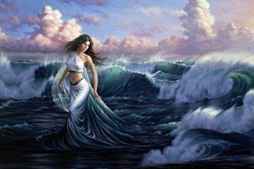 дочь океана