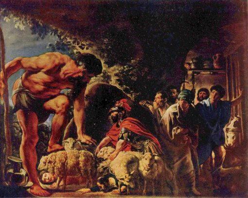 Jakob Jordaens Odysseus Polyphemus