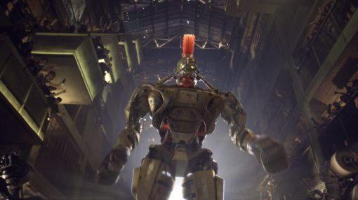 midas real steel robot boxer