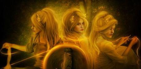 мойры богини судьбы