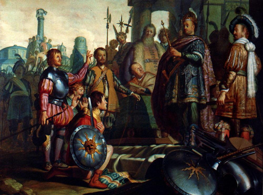 Паламёд, греч. — сын эвбейского царя Навплия и его супруги Климены