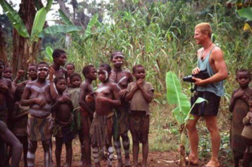 пигмеи африка