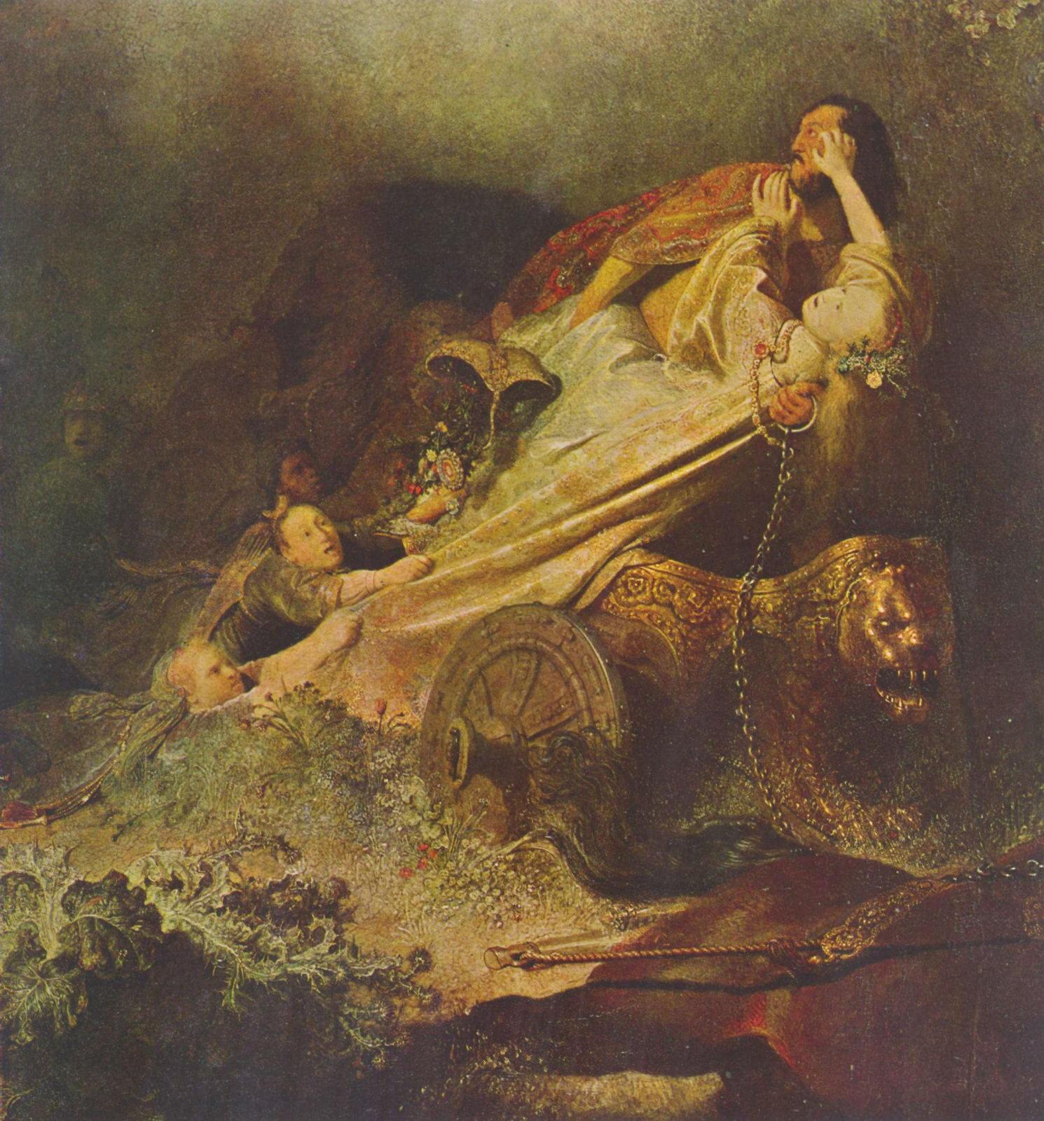похищение Персифоны