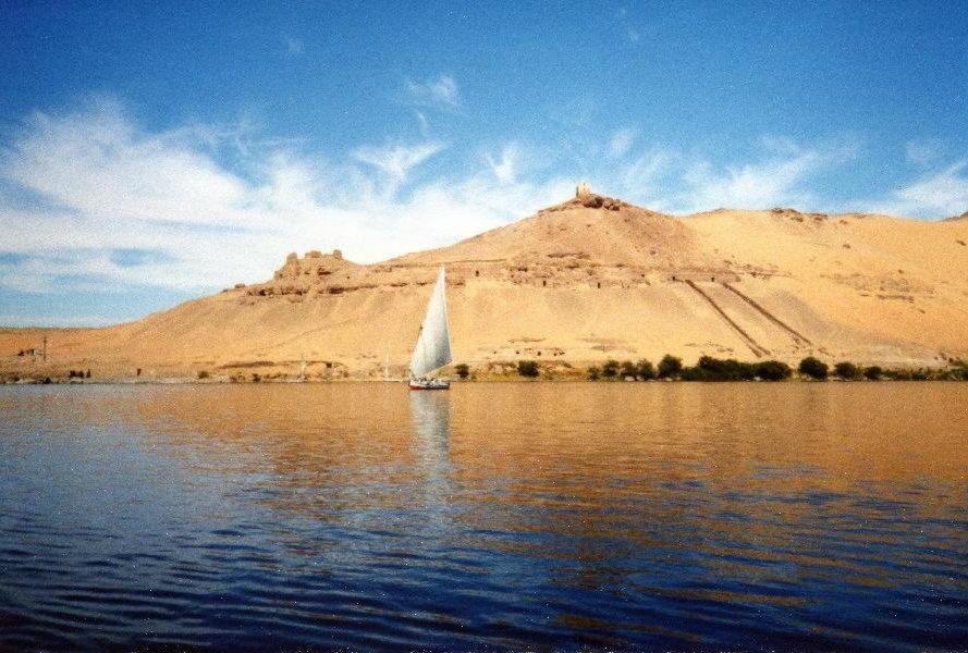 Египетские боги: Хапи Reka-nil