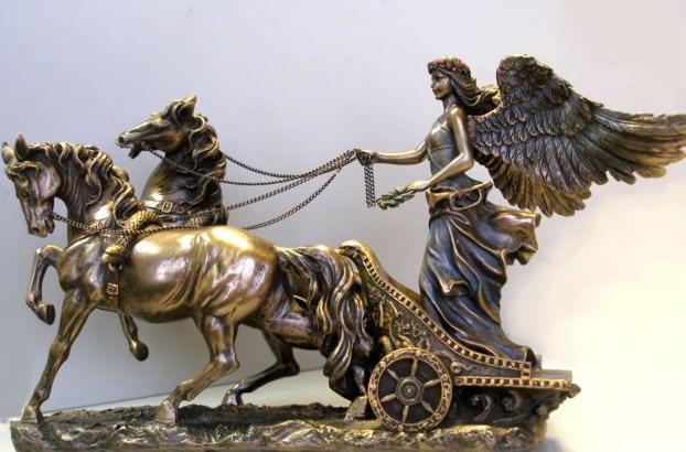 статуэтка богини победы