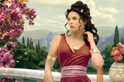 богиня теллус