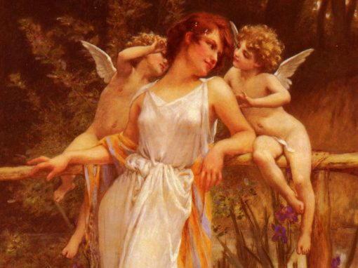 Греческие боги эрот