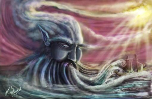 intervention of gods in iliad