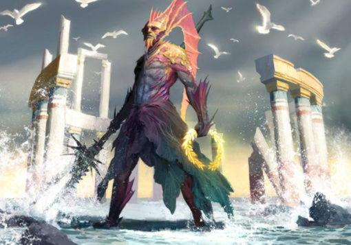 Triton-Theros-Art