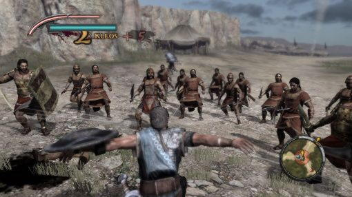 Warriors Legends of Troy Screenshots For Xbox 360