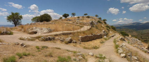 Микены,_панорама,_Греция