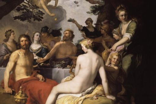 The_feast_of_the_gods_at_the_wedding_of_Peleus_and_Thetis