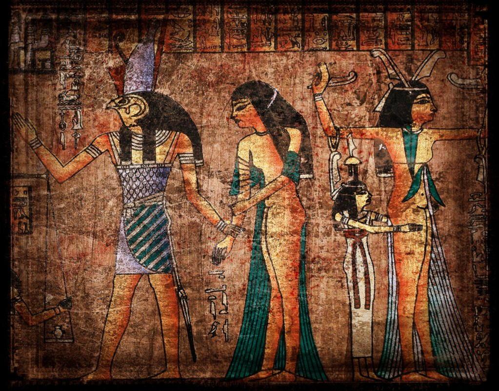 Топ 10 фильмов о Древнем Египте