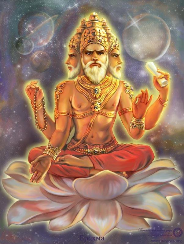 Боги Древней Индии пришли из космоса  8533