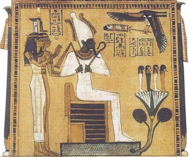 Мифы Древнего Египта. ч.1