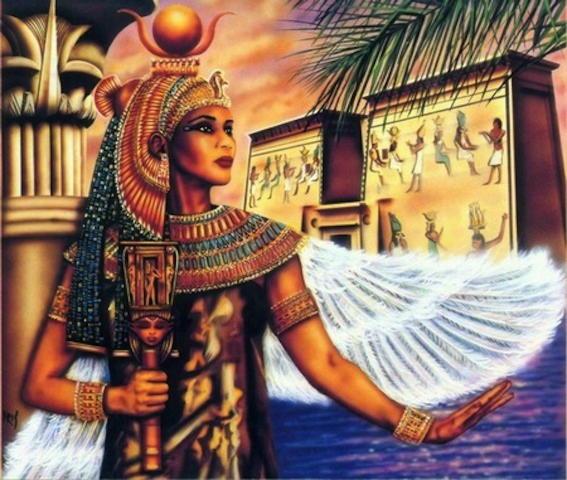 egyptian-evening